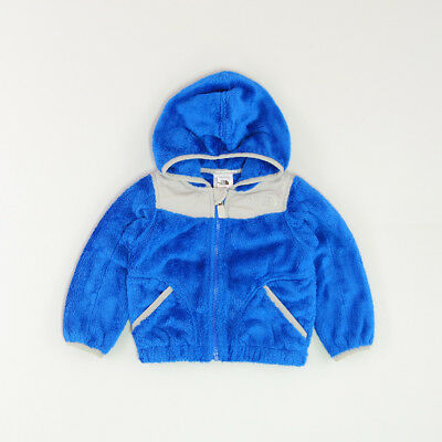 Forro polar color Azul marca The North Face 12 Meses