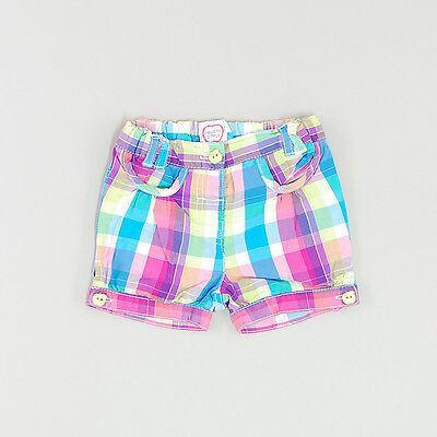 Shorts color Multicolor marca Baby Club 12 Meses