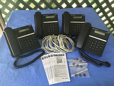 LG-Nortel IPECS 8004 IP Handset / IP Phone (4) Available - Excellent Condition