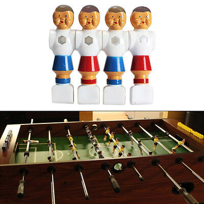 4pcs Men New Rod Foosball Soccer Table Football Player Replacement Parts