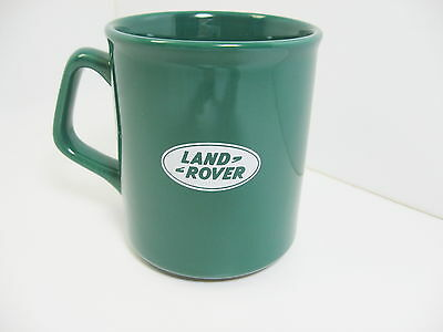 Land Rover Mug Cup Made in England Green