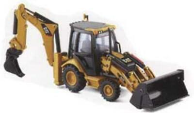 Norscot 1/50 Cat 432E Side Shift Backhoe Loader 55149