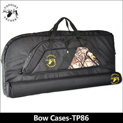 Heavy Duty Compound Bow and Arrow Bag Case Padded Carry Bag Archery Storage