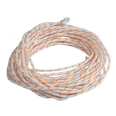 Lawn mower Petrol engine Strimmer Recoil Starter Pull Cord Rope 1/10m for Stihl