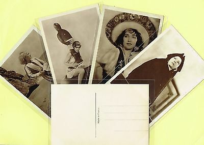 EUROPE - 1930s Film Star Postcards Produced in France #679 to #848