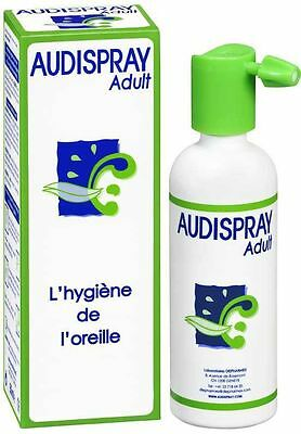 AUDISPRAY ADULTI Igiene dell'orecchio