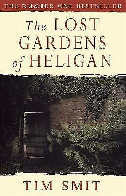The Lost Gardens of Heligan, New, Smit, Tim Book