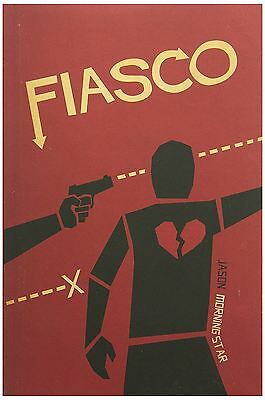 Fiasco Role Playing Game - Book