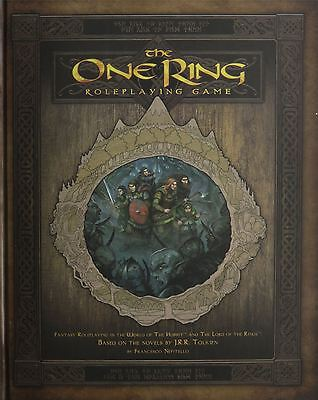 One Ring Rpg Revised - Book