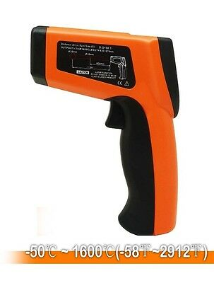 Infared THERMOMETER  Infrared Remote Temperature Measurement Guns! -50°C ~1600°C