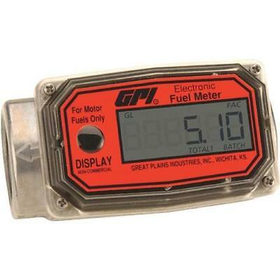 GPI Electronic Digital Fuel Meter - 01A31GM - NEW!!!