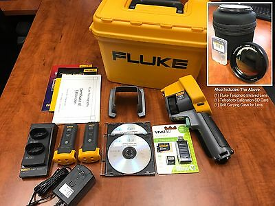 Fluke Ti32 Thermal Imager with IR-Fusion - Reads up to 1112 F