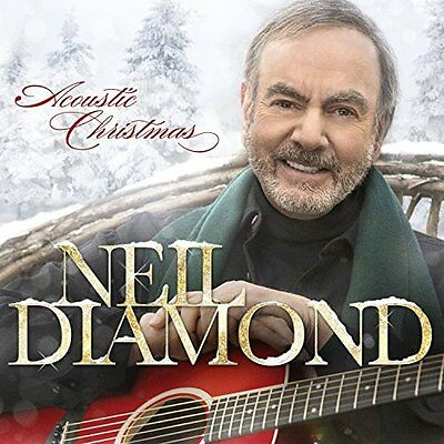 Acoustic Christmas [Digipak] by Neil Diamond (CD, Oct-2016, Capitol)