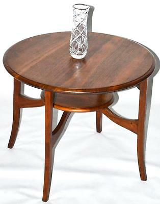 Vintage Mahogany Coffee Table - FREE Shipping [PL2720]