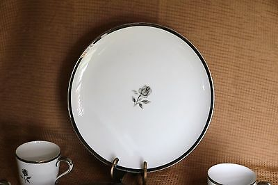 """Empress China - ROSEMONT - 121 - Made in Japan - 10 1/4"""" Dinner Plate"""