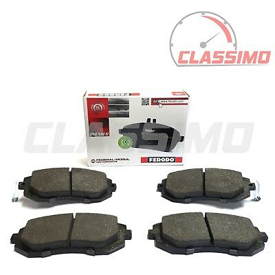 Front Brake Pads Fits Bosch System Excl Wear Warning Contact Drivemaster DMP046