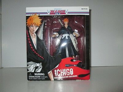 Shonen Jump Bleach Ichigo Figure 2007 Convention Exclusive