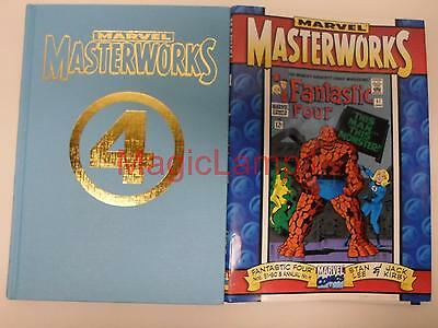 Marvel Masterworks The Fantastic Four 6 Comicraft Edition Hardcover Book
