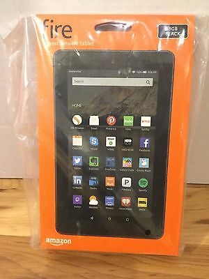 Amazon Fire ( 5th Generation ) 8GB Wi-Fi, 7in  Black - Brand New - Sealed