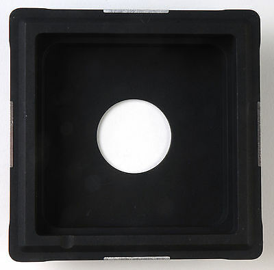For Linhof M679 Recessed Lens Board Copal #0 25mm Camera Photograph Accessory
