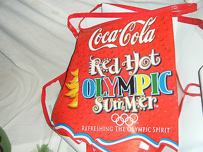 1996  Coca Cola Olympic Banner