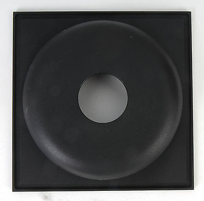 For Sinar Horseman Recessed Lens Board # 0 New 27mm Camera Photograph Accessory