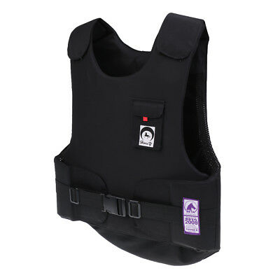 Horse Riding Body Protector Equestrian Eventer Safety Vest Adults Size