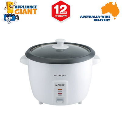 Maxim RC10 10 Cup Standard Rice Cooker - NEW