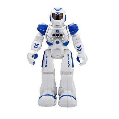 Remote Control Robot Smart Action Infra-red Allow Gesture Control Kids Toy Gift
