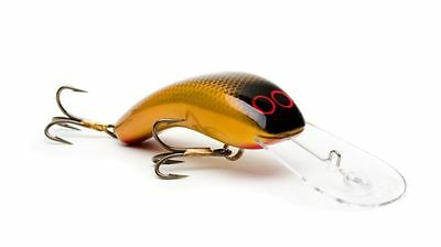 Oar-Gee Lure 75mm Plow, 4.5m, Colour GOLD,Freshwater Fishing,Fishing,Oargee Lure
