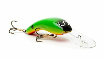 Oar-Gee Lure 75mm Plow, 4.5m, Colour K, Freshwater Fishing, Fishing,Oargee Lure