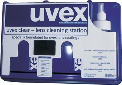 Uvex Lens Cleaning Station