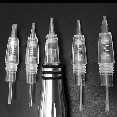 Eyebrow Eyeline Makeup Tattoo Pen 1/3/5/7 R Needle Cartridge Tips Beauty Machine