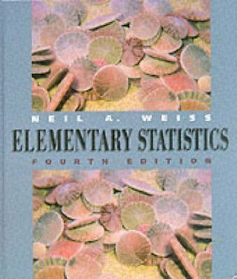 Elementary statistics by neil a weiss 9780321989390 mixed media elementary statistics by neil a weiss 9780201598780 fandeluxe Images