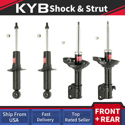 Front Left+Right Suspension Kit KYB Excel-G for Subaru Legacy 2.5 H4 SOHC 05-09