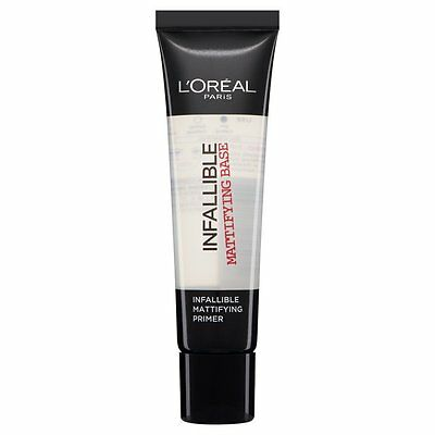 L'Oreal Paris Infallible Priming Base 01