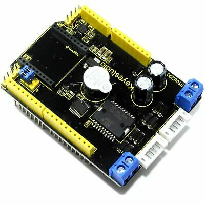Keyestudio UNO Balance Motor Driver Shield KS0202 L298P 6050 I2C Flux Workshop