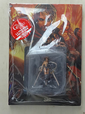 BD GESTE DES CHEVALIERS DRAGONS  tome 11 TL 3000  +FIGURINE 2010 E O (AW1 GE48)