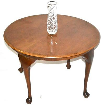 Art Deco English Walnut Coffee Table - FREE Shipping [PL2772]