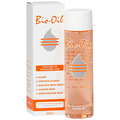 Original 200ML Bio Oil Specialist For Skincare Oil Scars Stretch Marks Ageing