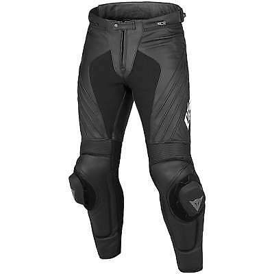 Dainese P Delta Pro Evo C2 Leather Mens Trousers Pants Motorcycle Motorbike SALE