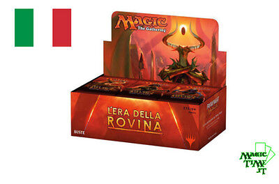 BOX 36 BUSTE Magic L'ERA DELLA ROVINA - HOUR OF DEVASTATION Nuovo ita mtg HOU