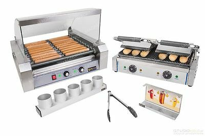 Xxl - Professional Set For Making Hot Dogs