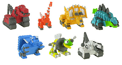 Bullyland Comansi Official Dinotrux Toy Figure Cake Topper Toppers