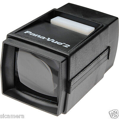 Panavue 2 Compact 35mm Illuminated Slide Viewer Pana-Vue FPA002