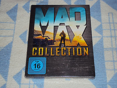 Mad Max - Collection [Blu-ray]   NEU OVP