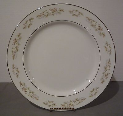 "International Silver Co. #326 Fine China Springtime 12"" Buffet Server Plate"