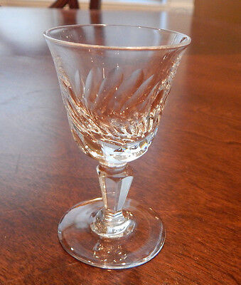 """Rare Vintage Orrefors Cordial Glass (S) Orr4 Pattern 3"""" Tall Excellent"""
