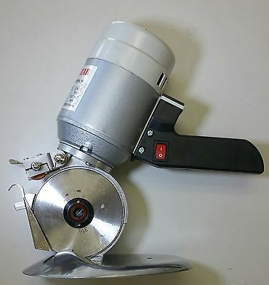 """CUTTING MACHINE 3.5"""" AS-350 Allstar ROUND KNIFE MADE IN TAIWAN Handheld Rotary"""
