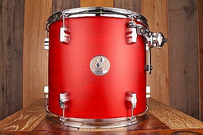 Sonor Force 2005 14 X 12 Tom Wax Cherry - Old Warehouse Stock - Boxed New